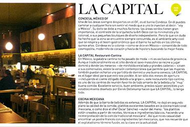Restaurante La Capital en Spot